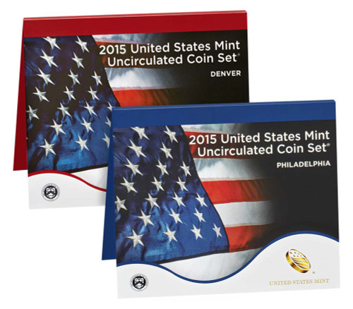 2015 US Mint Set