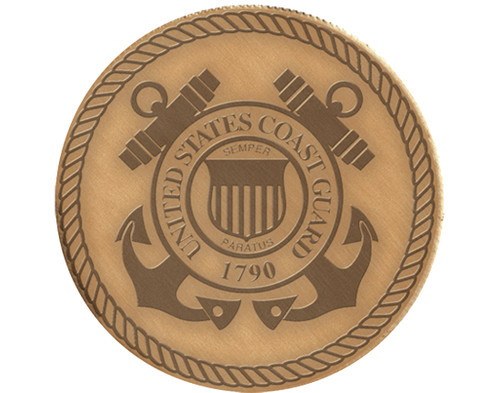 Coast Guard Challenge Coin