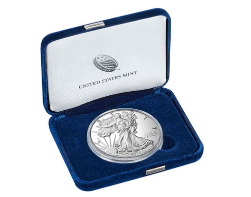 2016 Proof Silver Eagle - 30th Anniversary