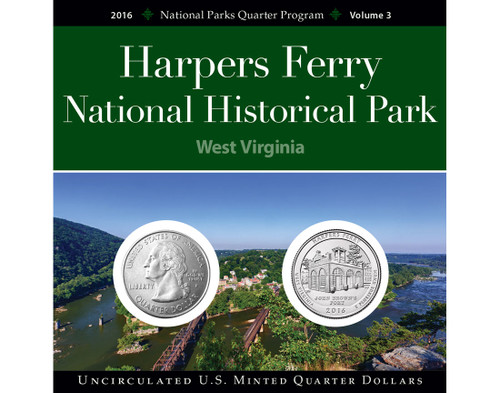 Harpers Ferry National Historical Park Quarter Collection