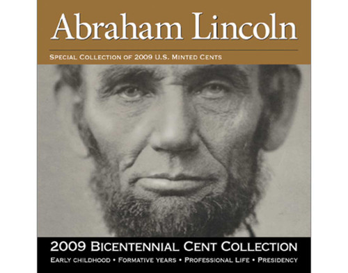 2009 Lincoln Bicentennial Cent Collection