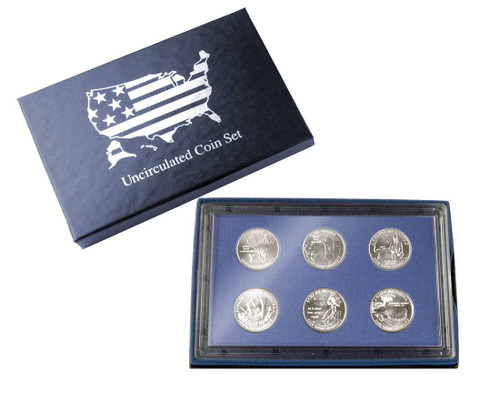 2009 Five Quarter Uncirculated Set