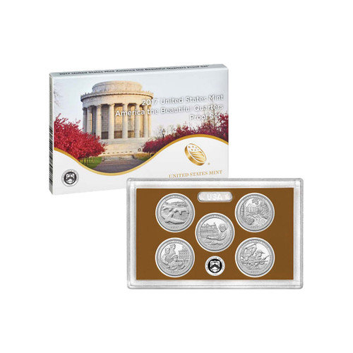 2017 Quarter Proof Set