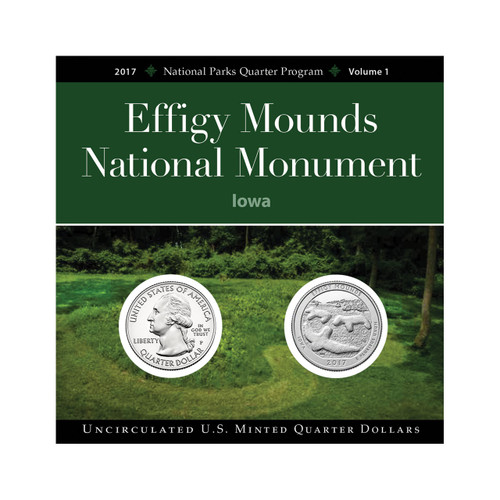 Effigy Mounds National Monument Quarter Collection
