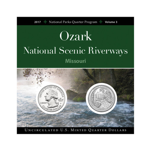 Ozark National Scenic Riverways Quarter Collection