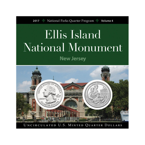 Ellis Island National Monument Quarter Collection
