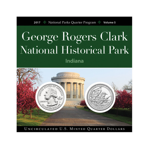 Indiana George Rogers Clark Quarter Collection