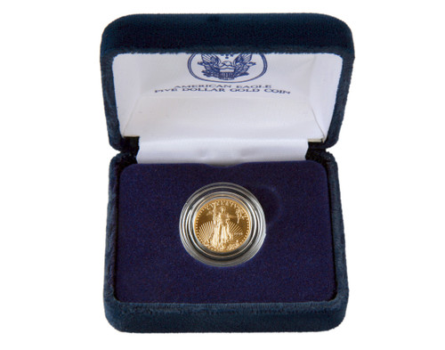 2018 American Eagle $5 Gold Coin