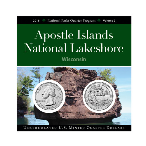 Wisconsin Apostle Island Quarter Collection