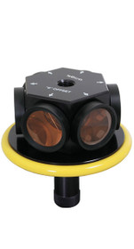 SECO 360° Robotic 135 mm Prism Assembly - Yellow