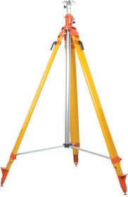 SECO Heavy-Duty, Extra-Tall Elevator Tripod - Orange