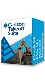 Carlson Takeoff Suite