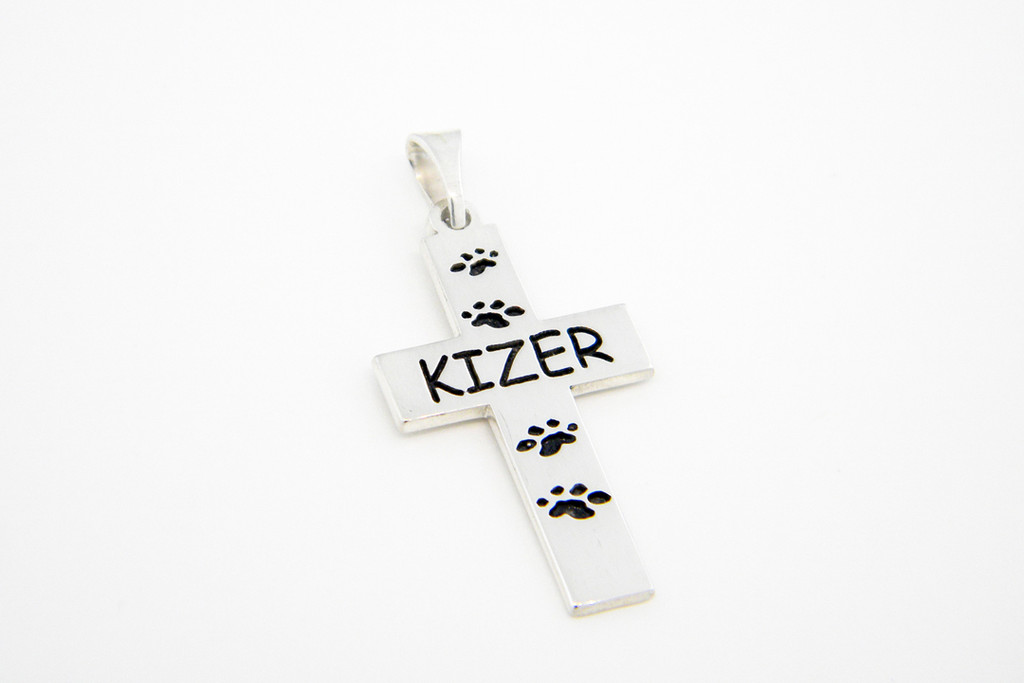 Companion Cross Pendant