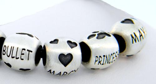 Hearts & Paws Bead