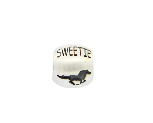Galloping Horse Bead