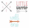 Warrior Collection - Baby Blanket