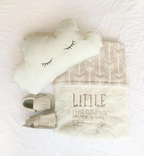 Little Warrior Gift Set