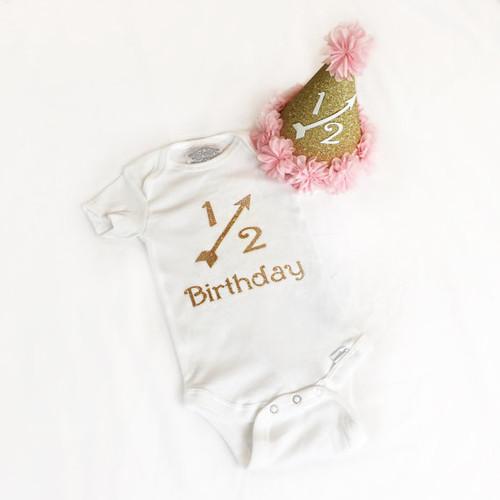 1/2 Birthday Set