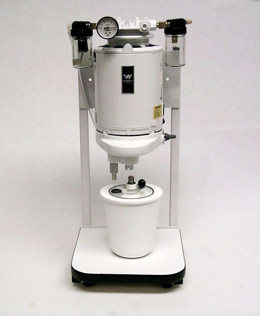 Standard Vacuum Spatulator w/ Table Stand