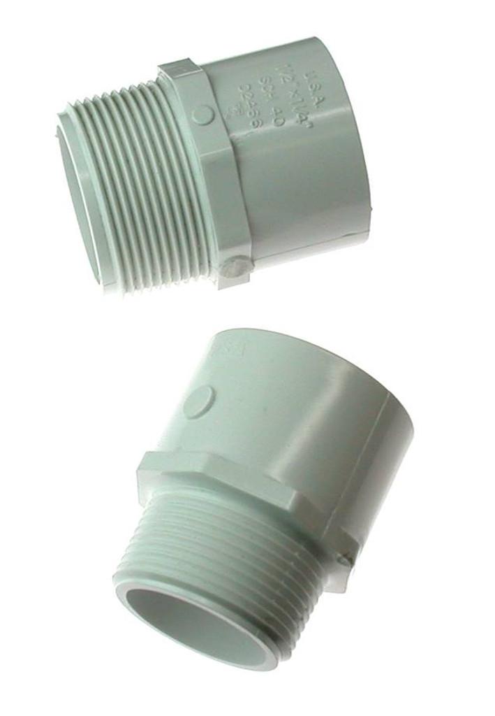 Flex Hose Adapter for Aluminum Trap-to plumbing