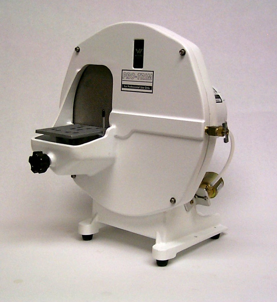 125P PRO Dental Single Wheel Model Trimmer