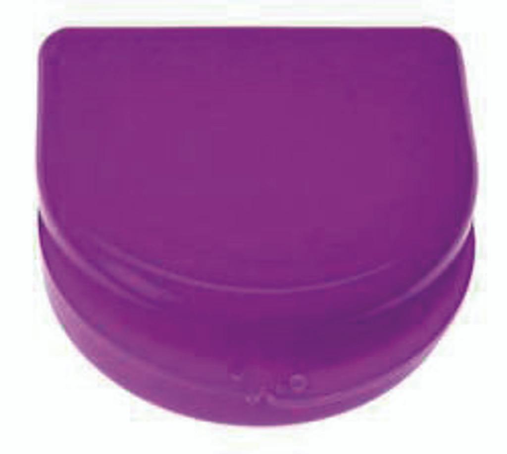 Purple Retainer Cases - 25 pk