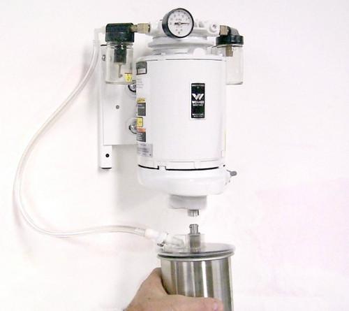 Pro Vacuum Spatulator 1/4 HP