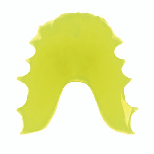 Color Polymer Glow Powder - Yellow - 4 oz.