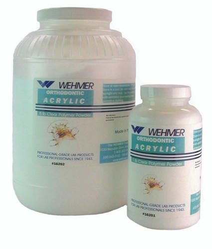 Wehmer European-Style Polymer - Clear - 5 lbs