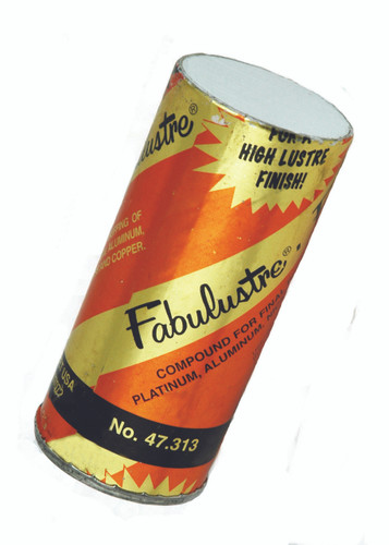Fabulustre Polishing Compound -  1 lb.