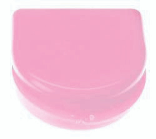 Pink Glow Retainer Cases - 25 pk