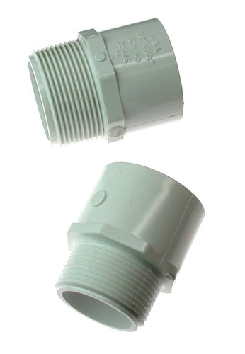 Flex Hose Adapter for Aluminum Trap-to plumbing