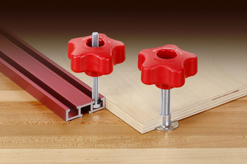 "Woodpeckers | Multi Knob - 4 Pack (for 3/8"" Hardware) (MKNB38X4)"