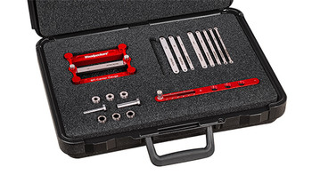Woodpecker  OneTIME Tool® - MT Center Gauge & Doweling Jig - MT Deluxe SYS Kit