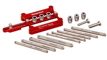 Woodpecker  OneTIME Tool® - MT Center Gauge & Doweling Jig - MT Deluxe WP Kit