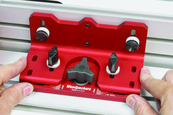 Woodpeckers   Basic Router Package (PRP-BASIC-TRITON)
