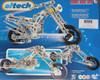 Chopper Motorcycle Construction Set Eitech