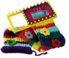 Yarn-Storming Machine Geek & Co. Crafts!