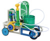 Air & Water Power Pneumatic Hydraulic Engines Experiment Kit