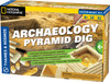 Archaeology Pyramid Dig National Geographic Experiment Kit