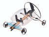 Rubber Band Racers Science Project Kit
