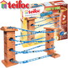 Marble Run - Run 'N' Roll Teifoc Brick & Mortar  Building Kit