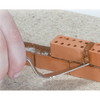 Small Cottage Teifoc Brick & Mortar  Building Kit