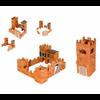 Knight's Castle Teifoc Brick & Mortar  Building Kit