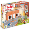 Gas Station Teifoc Brick & Mortar  Building Kit