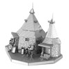 Rubeus Hagrid Hut Harry Potter Metal Earth