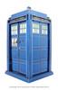Tardis Doctor Who Metal Earth