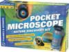 Pocket Microscope Nature Discovery Kit Experiment Kit