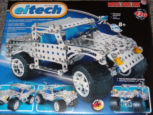 Jeep Construction Set Eitech