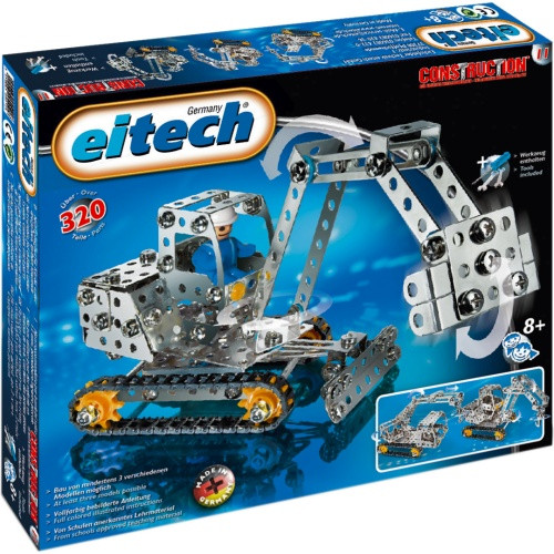 Construction Vehicles Set Eitech